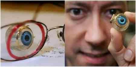 Бионический глаз избавит от слепоты