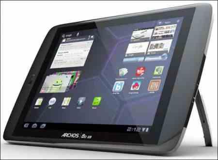 Компания Archos представила новую линейку планшетов