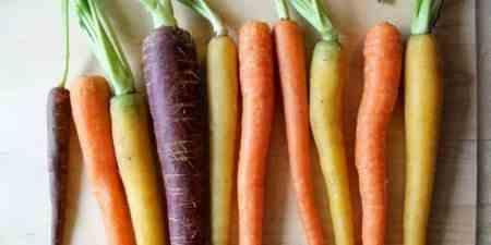 Для борьбы с гриппом ученые получили морковь с интерфероном