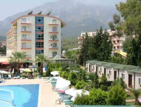 Отзыв об отеле Armas Beach, Кемер, Турция