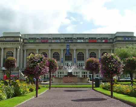 Бельгийское Casino de Spa