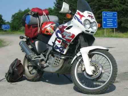 Советы путешественникам на мотоцикле в Европу