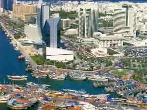 Дубай живет по заветам Маяковского
