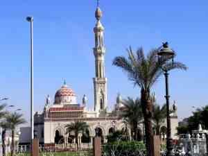Религии современного Египта. Ислам
