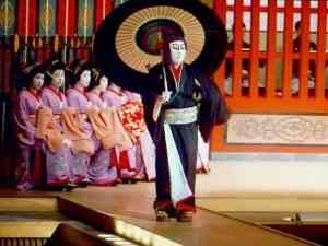 Волшебный мир Японского театра