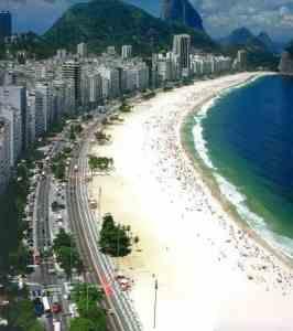 БРАЗИЛИЯ. Пляжи