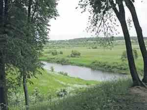 Озеро Берестовое