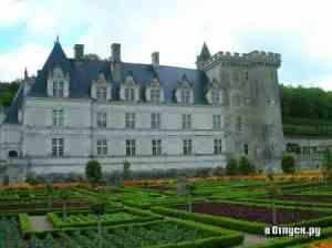 Замок и сады Вилландри
