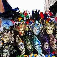 Месяц карнавалов в Европе