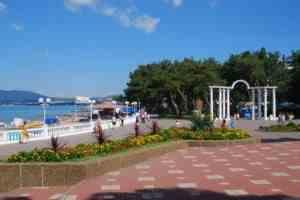 Ейск - здравница на побережье Азовского моря