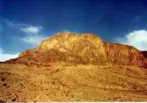 Географические объекты Синая