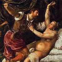 Поздний Тициан, большой Гоген и англичане