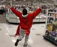 В преддверии зимних праздников подарки не только покупают, но и воруют