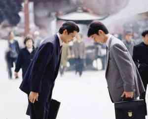 Японцы в бизнесе, или Сокрытое в листве.