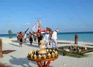 Народная музыка в Мальдивах