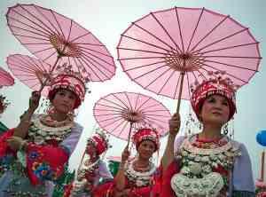 Всекитайские традиционные праздники