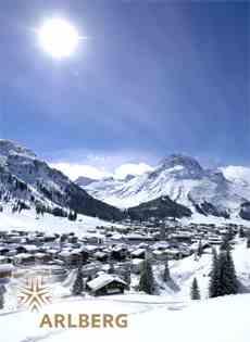 Арльберг - горнолыжная звезда Австрии