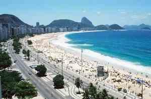 Встречайте Новый Год в отеле Sofitel Rio de Janeiro Copacabana, на берегу залива Копакабана