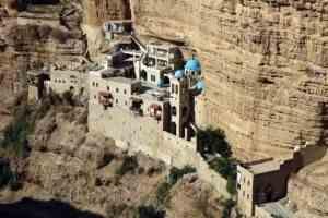 Монастырь Святого Георгия открыт для посетителей